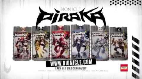 Piraka Commercial