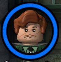 Professor Lupos Character Token