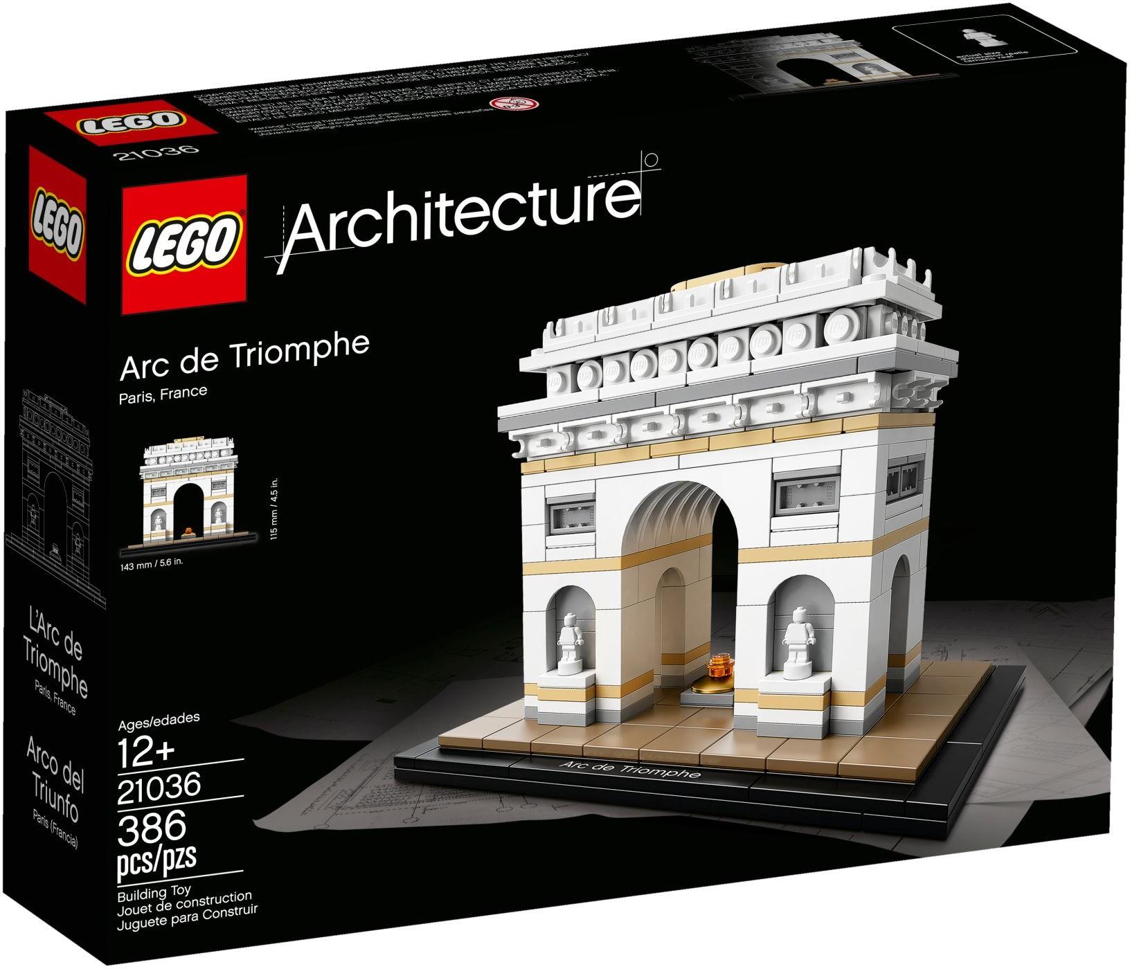 21036 Триумфальная арка
