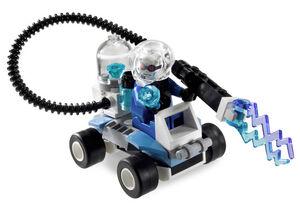 7884 Mr. Freeze Buggy