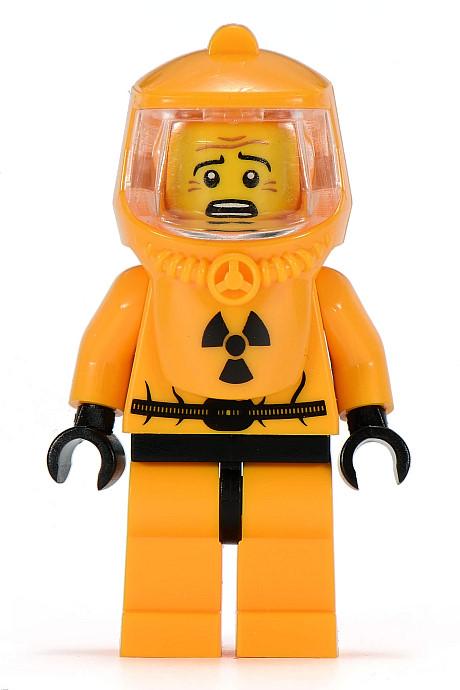 Ликвидатор атомной катастрофы