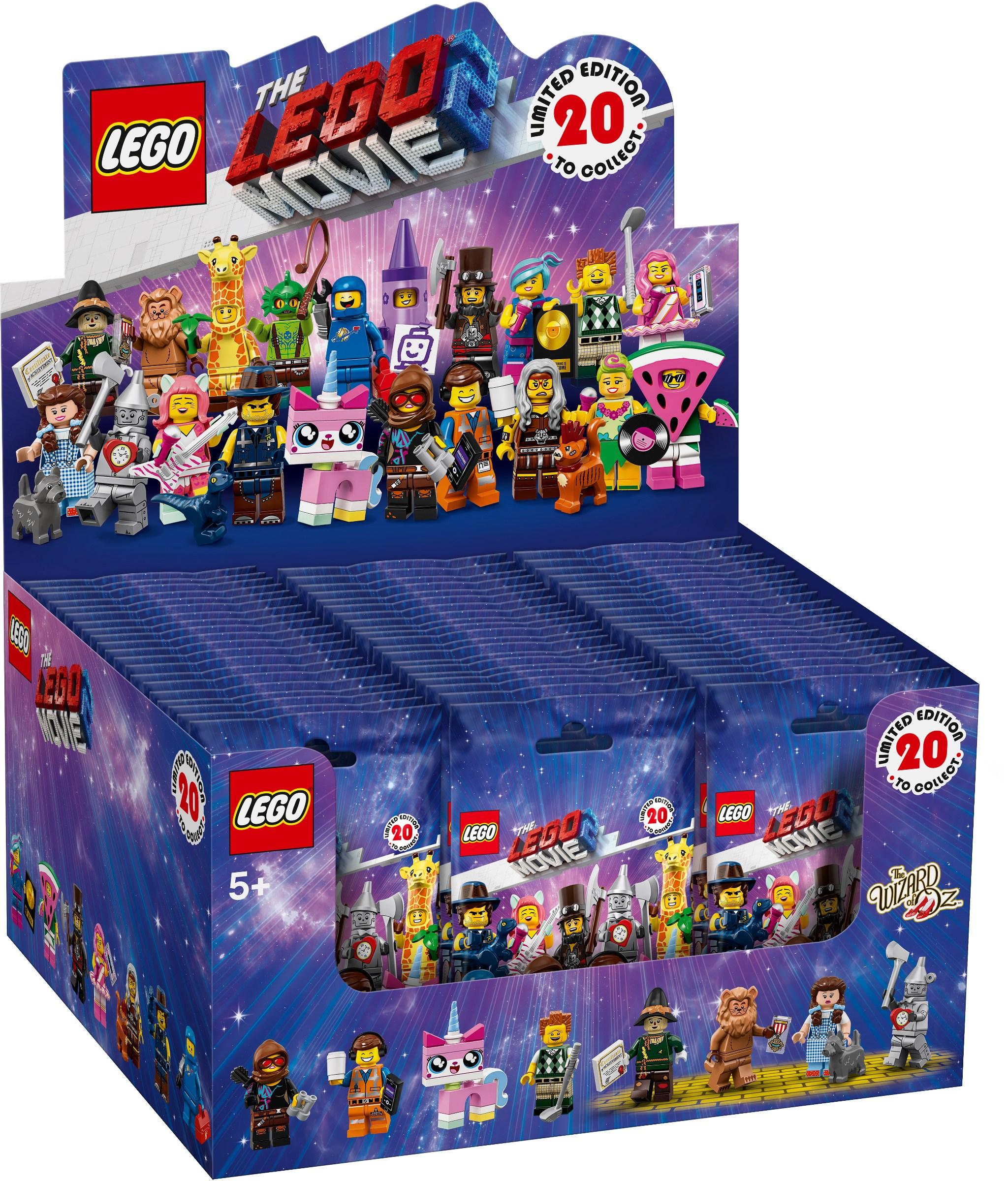 71023 Серия The LEGO Movie 2