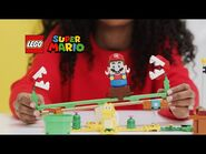 LEGO Super Mario - Piranha Plant Power Slide Expansion Set - 71365