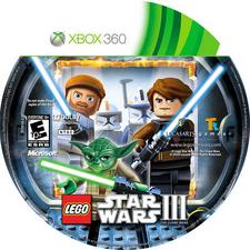 Star Wars III The Clone Wars XBOX360-CD