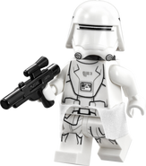 Lego First Order Snowtrooper