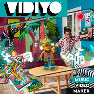 Vidiyo Character and kids livingroom
