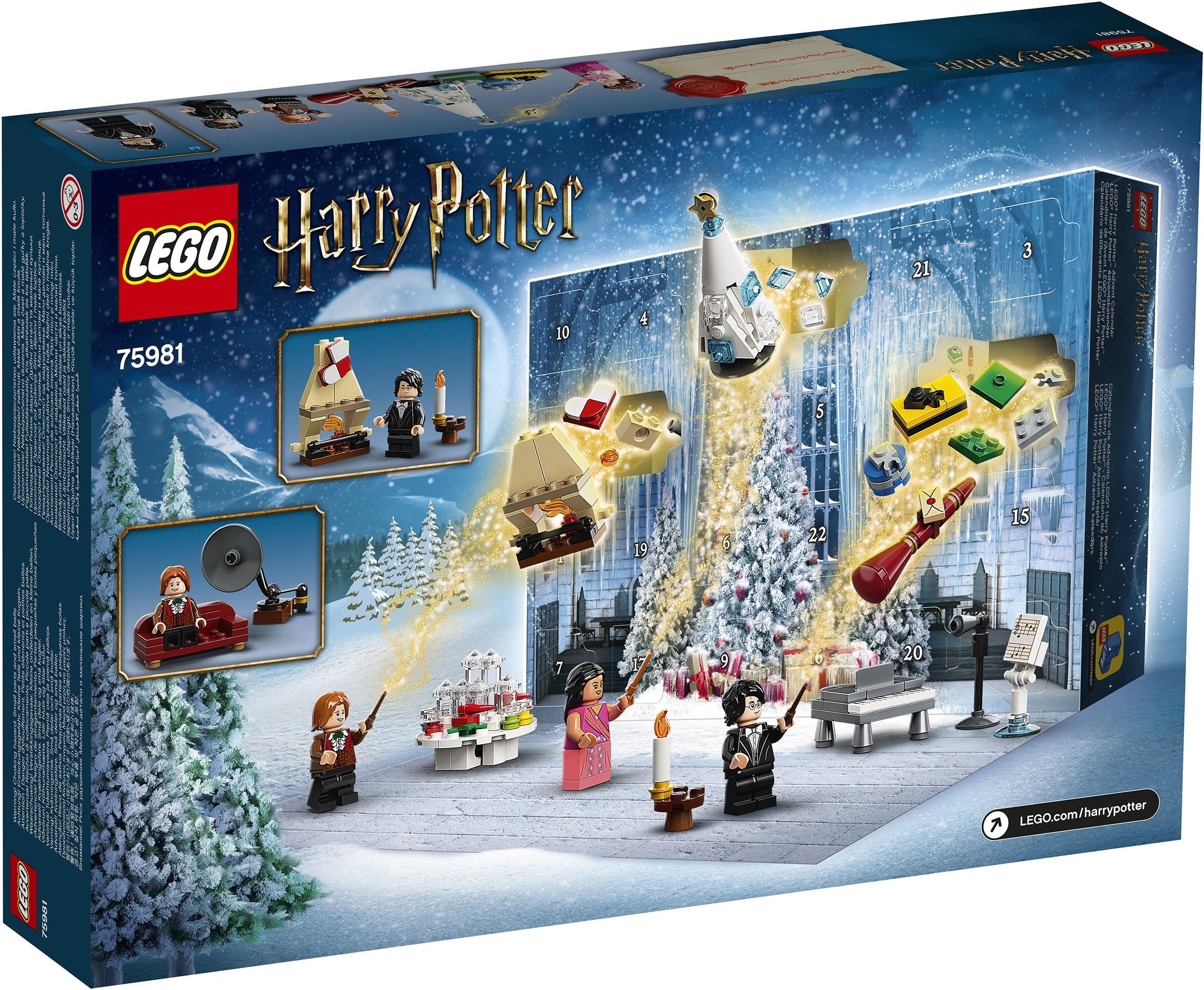 75981 Рождественский календарь