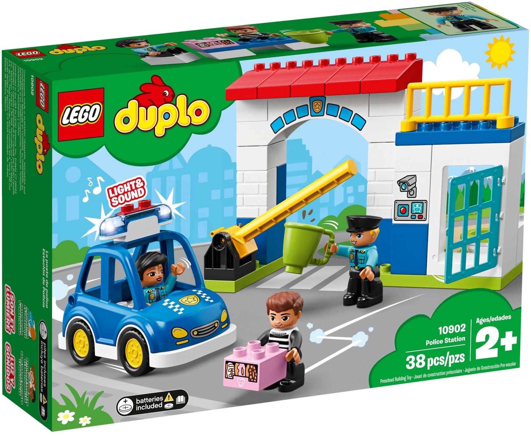 10902 Полицейский участок