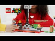 LEGO Super Mario - Thwomp Drop Expansion Set - 71376