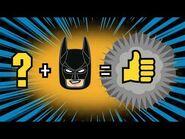 LEGO Batman Helps with Homework - LEGO Batman Movie - Mini Movie