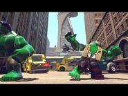 LEGO Marvel Super Heroes - Stan Lee Trailer