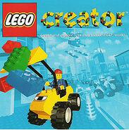 Lego Creator Cover