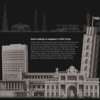 LEGO Architecture - The Visual Guide - achterkant