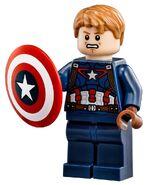 Captain America (76042)