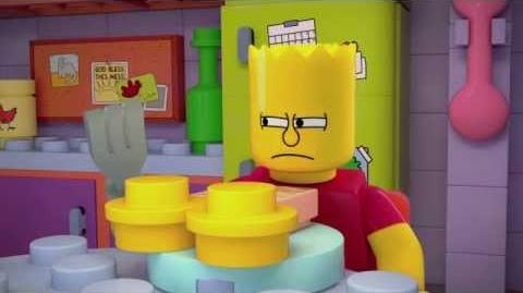 LEGO® The Simpsons™- Brick Like Me (Official Trailer)