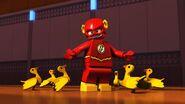 LegoJLBizarro-Flash ducks