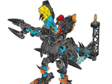 Jaw, Flyer and Splitter Beast Combiner Model