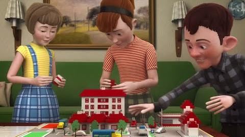 The LEGO® Story - How it all started