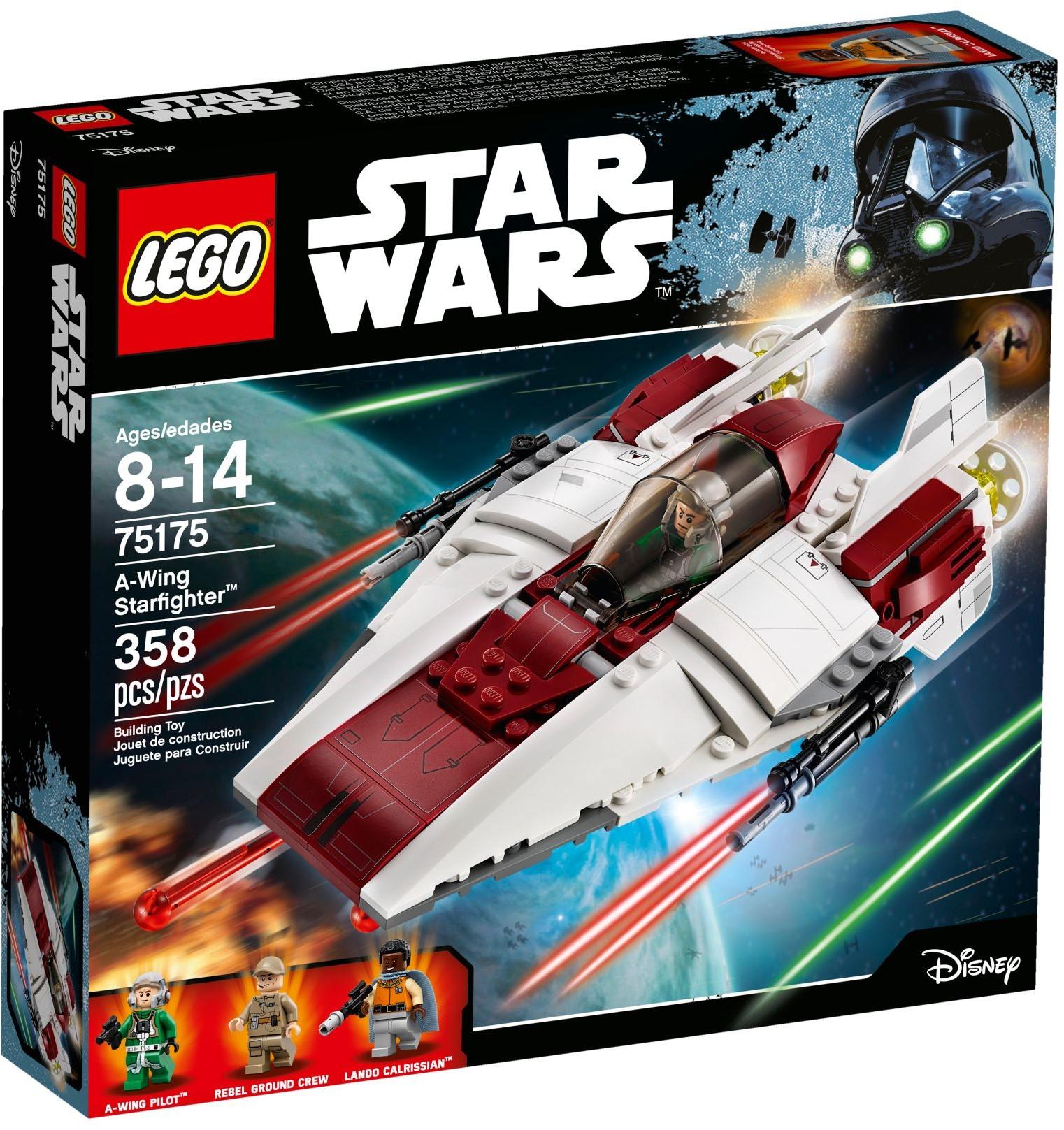 75175 Перехватчик A-wing