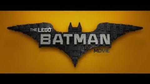 The LEGO® Batman Movie Teaser - Batcave