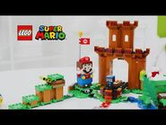LEGO Super Mario - Guarded Fortress Expansion Set - 71362