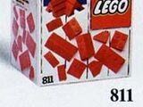 811 Red Roof Bricks