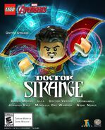 Lego Doctor Strange DLC
