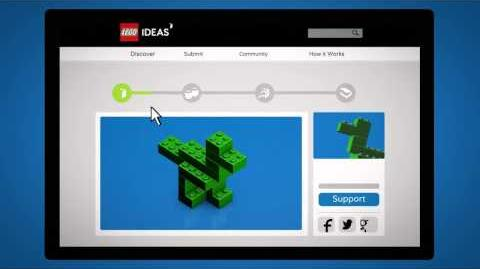 What is a Project - LEGO Ideas