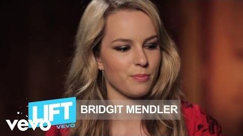 Bridgit Mendler - Hurricane Interview (VEVO LIFT Presents)