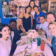 Bridgit Mendler with friends - Instagram