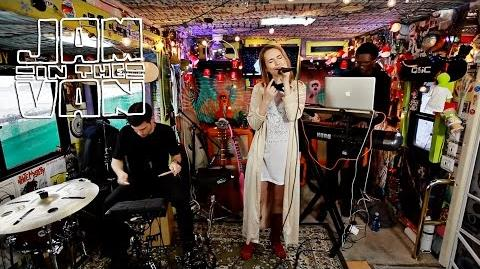 """BRIDGIT MENDLER - """"Do You Miss Me At All"""" (Live from JITV HQ in Los Angeles, CA 2017) JAMINTHEVAN"""
