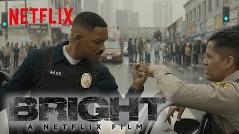Bright Official Trailer 3 HD Netflix