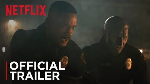 Bright Official Trailer HD Netflix