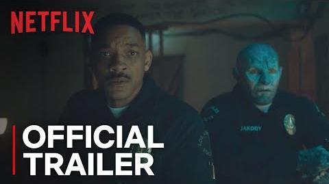 Bright Official Trailer 2 HD Netflix