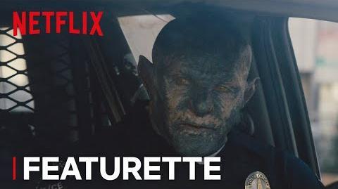 Bright Featurette Ward and Jakoby HD Netflix