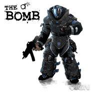 Brink thebomb