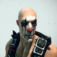 Sad Punk Face Paint