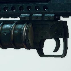 Underslung Grenade Launcher