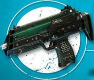 Hockler Machine Pistol