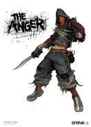 BRINK archetype theanger