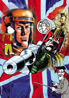 Albion British Comics Database Wiki