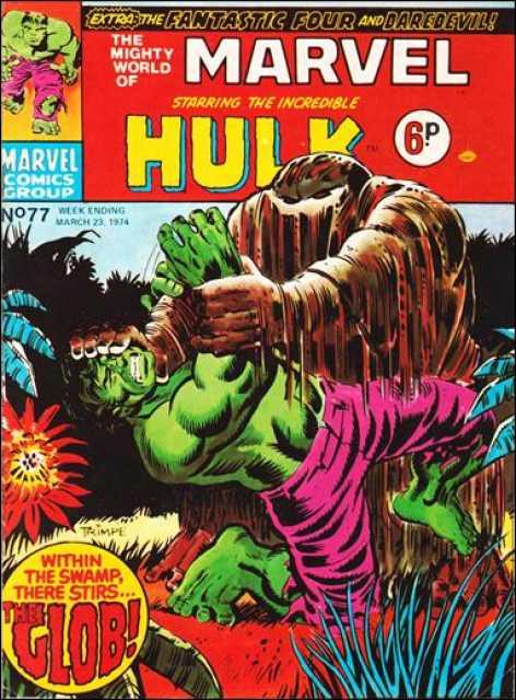 Mighty World of Marvel Vol 1 77