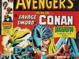 Avengers (Marvel UK) Vol 1 102