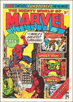 Mighty World of Marvel Vol 1 3