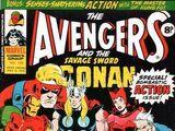 Avengers (Marvel UK) Vol 1 139