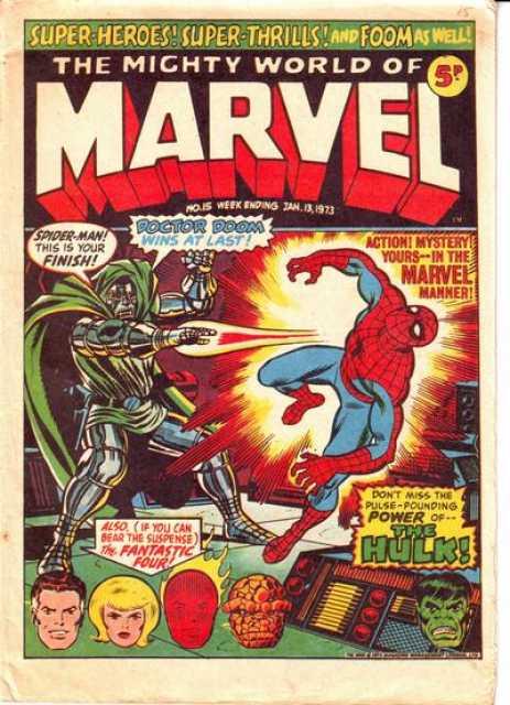Mighty World of Marvel Vol 1 15