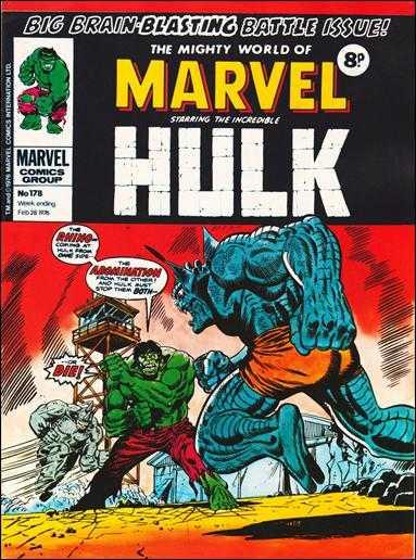 Mighty World of Marvel Vol 1 178