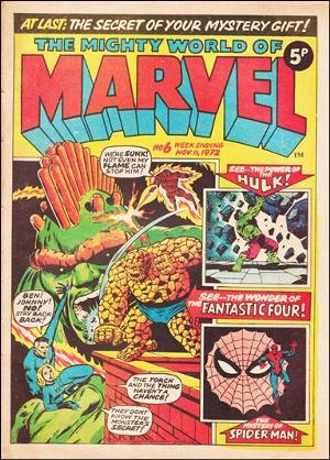 Mighty World of Marvel Vol 1 6