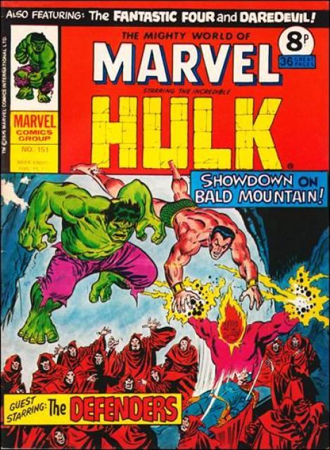 Mighty World of Marvel Vol 1 151