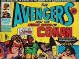 Avengers (Marvel UK) Vol 1 111